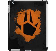 Prime Charge Beam (Splatter Black) iPad Case/Skin
