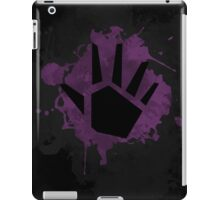 Prime Wave Beam (Splatter Black) iPad Case/Skin