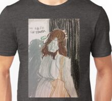 The Bard, In Static Unisex T-Shirt