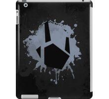 Prime Freeze Beam (Splatter Black) iPad Case/Skin