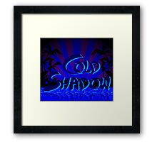 Maui Mallard in Cold Shadow (SNES Title Screen) Framed Print