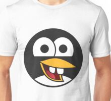 Naive Penguin Art Unisex T-Shirt
