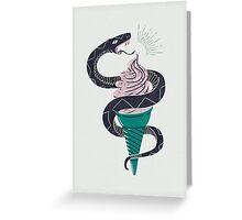 Soft-Serp(ent) Carte de vœux