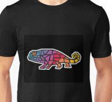 Chameleon mosaic Unisex T-Shirt