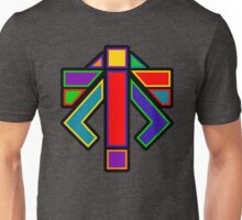 XCOM - ADVENT LOGO (Rainbow) Unisex T-Shirt