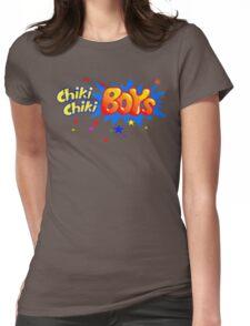 Chiki Chiki Boys (Genesis) Womens Fitted T-Shirt