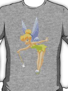 Tinkerbell in Pixel Art T-Shirt