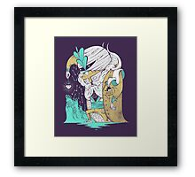 all this could be yours Framed Print