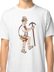 The Price is Right - Cliff Hanger Yodely Guy Classic T-Shirt