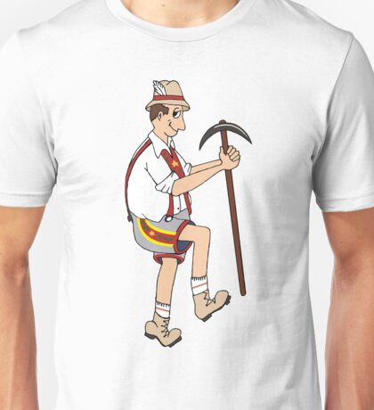 The Price is Right - Cliff Hanger Yodely Guy Unisex T-Shirt