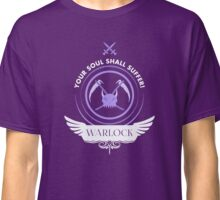 Hearthstone Shirt - The Wicked Warlock Classic T-Shirt
