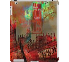 London by night iPad Case/Skin