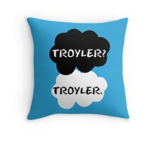 Troyler - TFIOS Throw Pillow