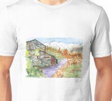 Casa xisto de Piodão Unisex T-Shirt