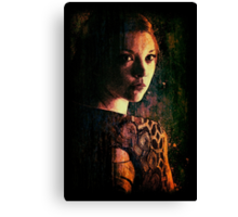 Margaery Tyrell Canvas Print