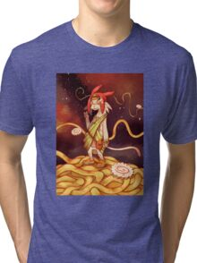 Space Ramen Tri-blend T-Shirt