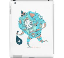 40 Thieves  iPad Case/Skin