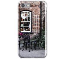 courtyard iPhone Case/Skin