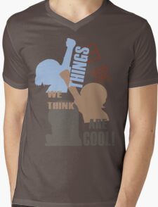 Things we think are Cool Shirt! Mens V-Neck T-Shirt