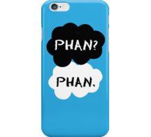 Phan - TFIOS iPhone Case/Skin
