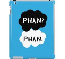 Phan - TFIOS iPad Case/Skin