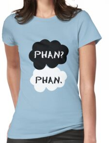 Phan - TFIOS Womens Fitted T-Shirt