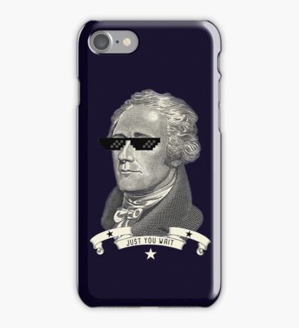 Hamilton iPhone Case/Skin
