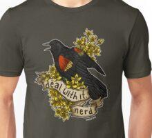 Deal With It, Nerd Unisex T-Shirt
