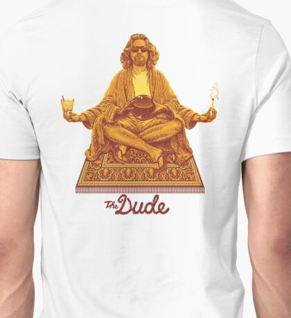 The dude - Big Lebowski Unisex T-Shirt