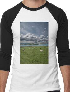 Dingle II Men's Baseball ¾ T-Shirt