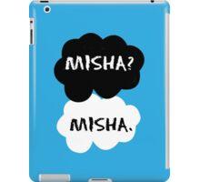 Misha Collins - TFIOS iPad Case/Skin