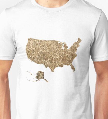 US arable farming Unisex T-Shirt
