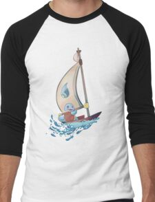 Sailing Men's Baseball ¾ T-Shirt