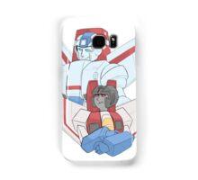 Transformers G1 - Starscream + Skyfire Samsung Galaxy Case/Skin