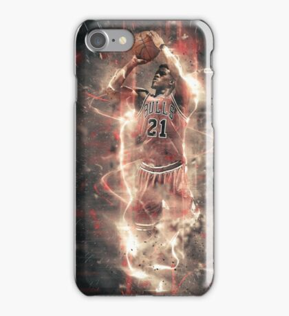 Jimmy Butler iPhone Case/Skin