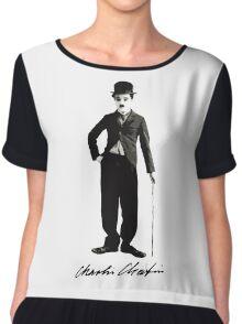 Charlie Chaplin - Autograph Chiffon Top