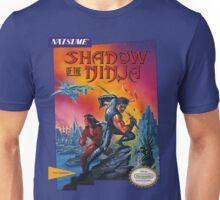 Shadow of the NInja - NES Box Art Unisex T-Shirt