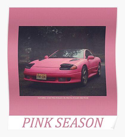 PNK SSN (Pink Season) Poster