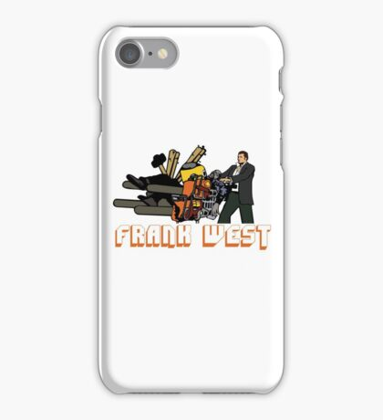BAD MOFO FRANK iPhone Case/Skin