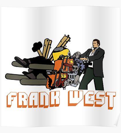BAD MOFO FRANK Poster