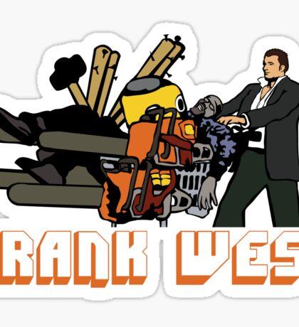 BAD MOFO FRANK Sticker