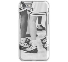 Basketball Huddle iPhone Case/Skin