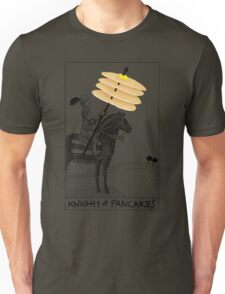 Knight of Pancakes Breakfast Tarot T-Shirt
