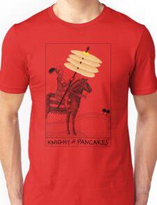 Knight of Pancakes Breakfast Tarot T-Shirt