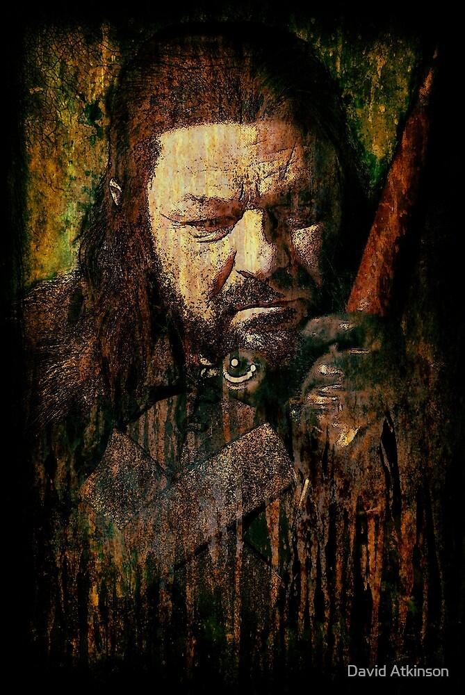 Eddard Stark by David Atkinson