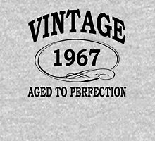Vintage 1967 Aged To Perfection Unisex T-Shirt