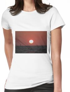 It Is Well With My Soul Womens Fitted T-Shirt