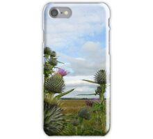Irish Thistles iPhone Case/Skin