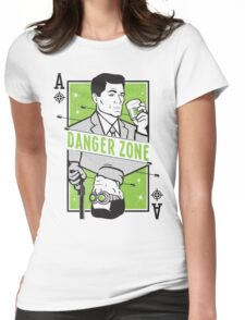 Archer of Spades Womens Fitted T-Shirt
