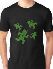 Cactuar print  Unisex T-Shirt